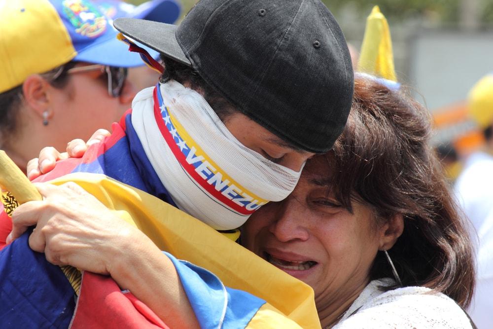 Venezuela Sinks to New Depths