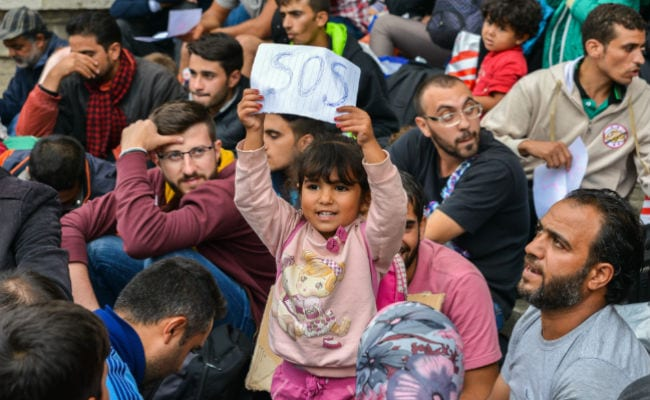 Refugees in Crisis: Spiritual Resources and  Ethical Principles